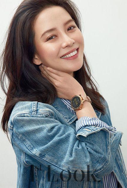 Muốn make up trong veo như idol, học ngay cách đánh nền của Song Ji Hyo - Ảnh 3