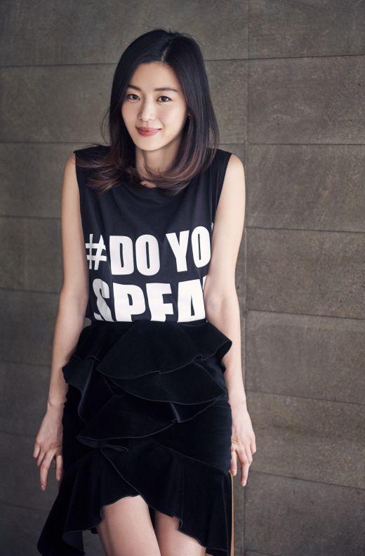 Muốn make up trong veo như idol, học ngay cách đánh nền của Song Ji Hyo - Ảnh 4