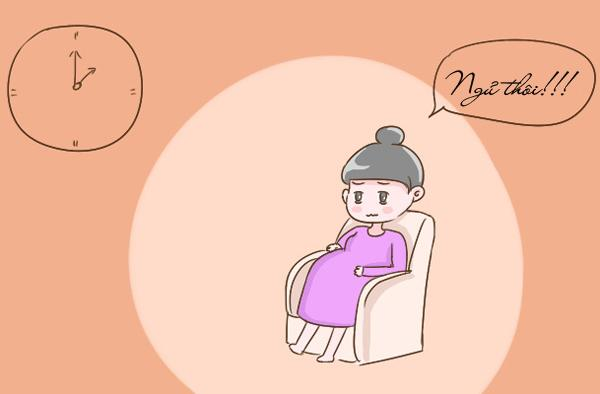 3 thói quen khi ngủ mẹ bầu phải sửa để tránh gây tổn hại nghiêm trọng thai nhi - Ảnh 2