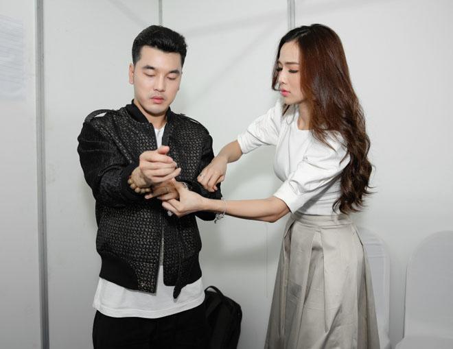 Người đẹp nhẫn nại theo bước khiến Ưng Hoàng Phúc phải cưới làm vợ - Ảnh 4