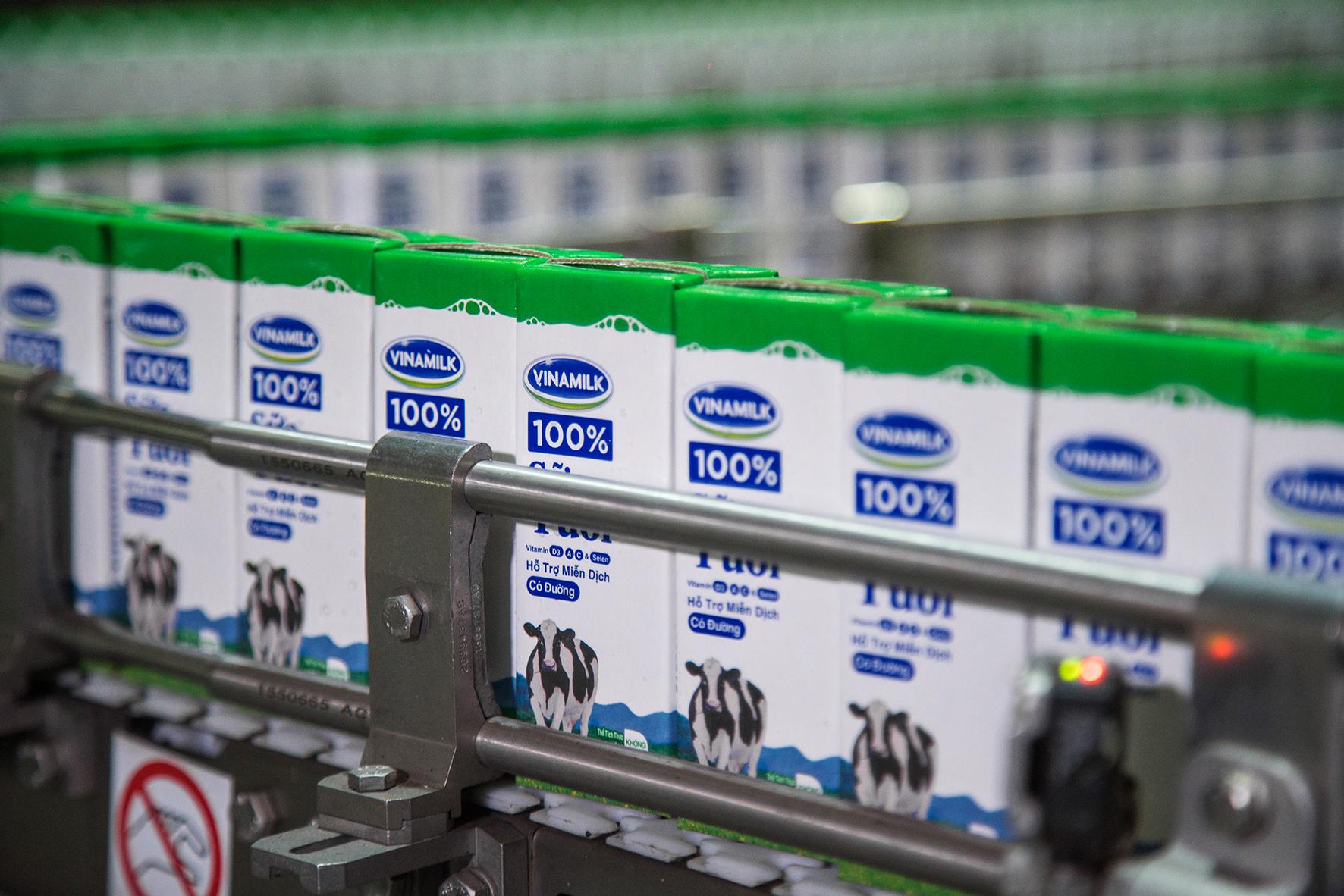 Vinamilk là đơn vị trúng gói thầu cung cấp sữa thuộc đề án thực hiện chương trình sữa học đường thành phố Hà Nội - Ảnh 1