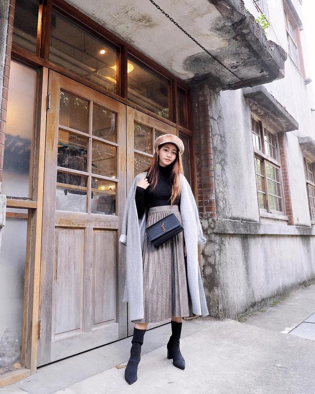 Không chỉ giúp nâng trình mix đồ, street style Châu Á tuần này cực 'lãi' với cả tá gợi ý mặc đẹp cuối năm - Ảnh 3