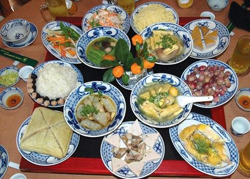 Nhớ 5 quy tắc này, dù ăn uống 'thả ga' vẫn không lo tăng cân, bụng ngấn mỡ sau dịp Tết - Ảnh 2