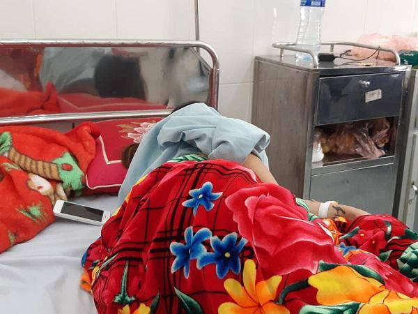 Bé trai chết não khi vừa mới sinh ở Hà Nội: Mẹ đau đớn vì chưa kịp bế con cho bú sữa lần nào - Ảnh 1