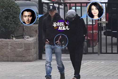 Sau tin đồn tái hợp với Trương Bá Chi, Tạ Đình Phong chuẩn bị thông báo đã chia tay Vương Phi  - Ảnh 1
