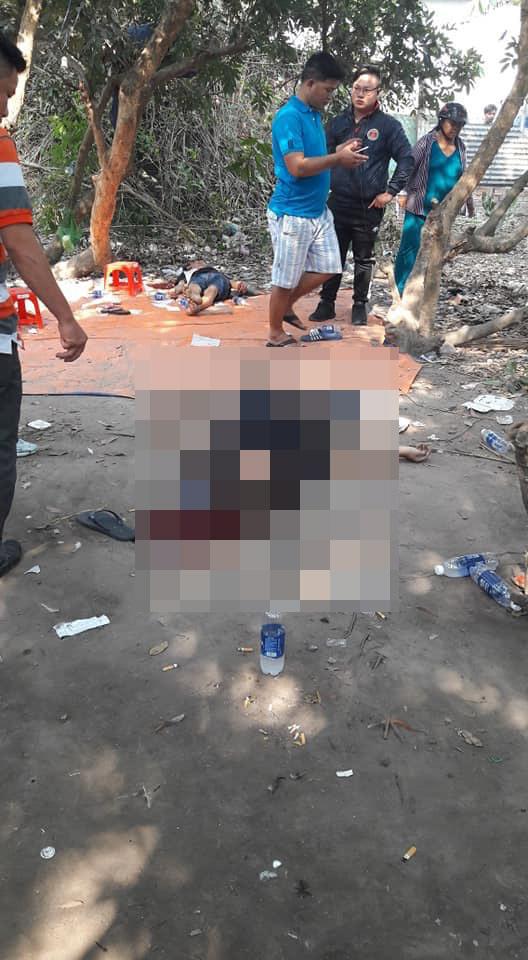 Camera ghi lại hình ảnh kẻ nổ súng khiến 4 người tử vong, 1 người bị thương ở Sài Gòn - Ảnh 2