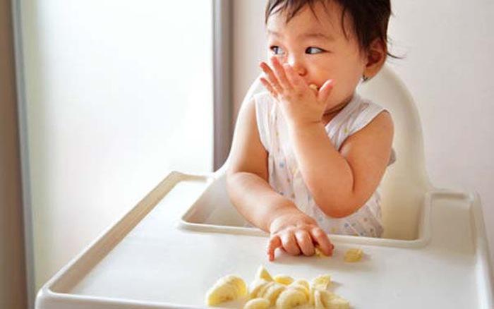 Thực phẩm giàu dinh dưỡng cho trẻ 8 tháng tuổi