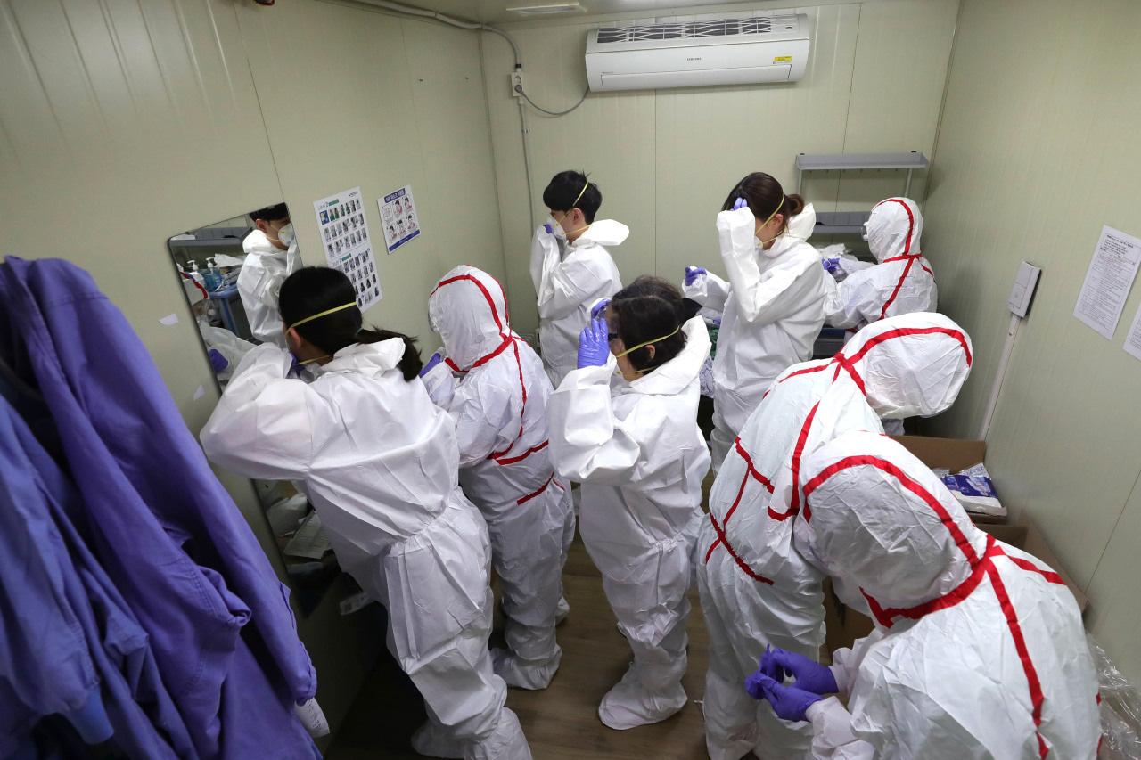 Hàn Quốc tăng thêm 813 ca nhiễm virus corona trong hôm nay, tổng cộng 3.150 người nhiễm và 17 người tử vong - Ảnh 1