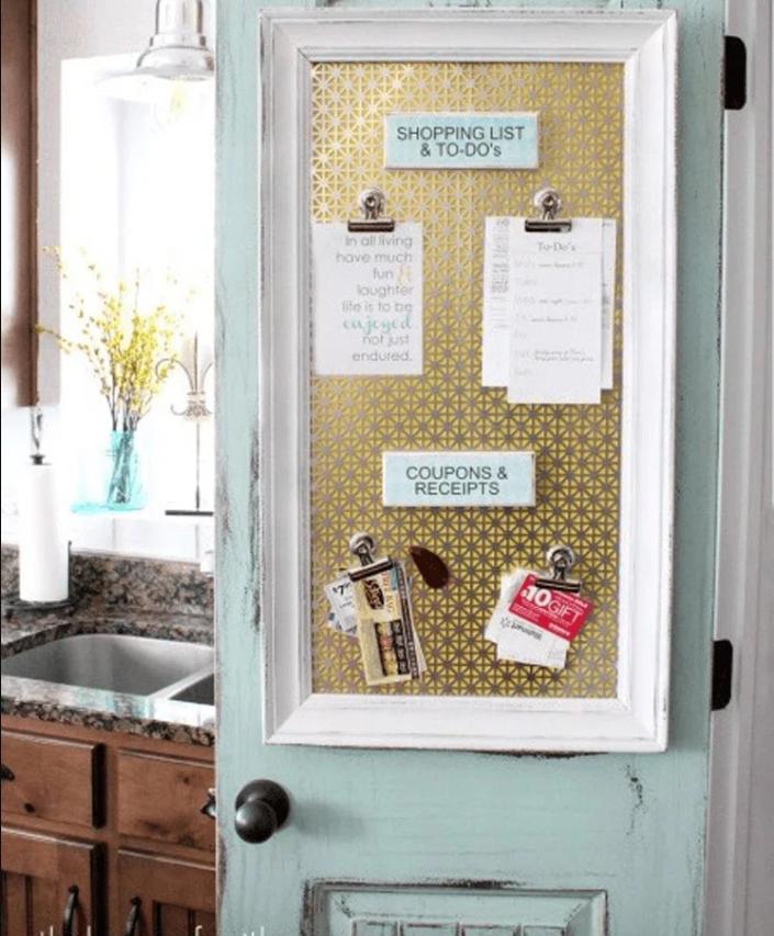 Đừng vội vứt khung ảnh cũ vì bạn sẽ có hẳn 9 cách tái sử dụng hữu ích cho không gian sống của gia đình - Ảnh 2