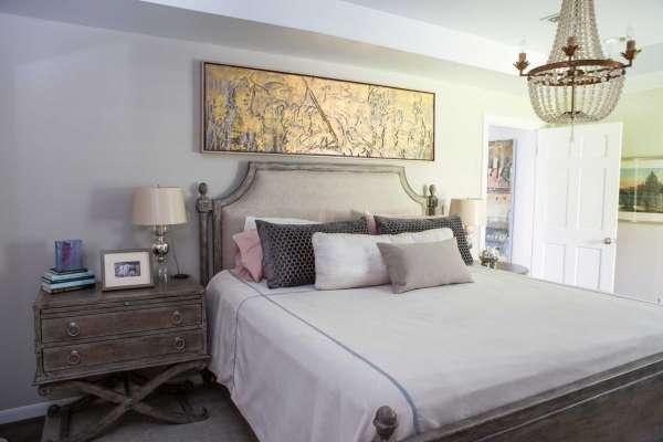 7 bí quyết siêu đơn giản và tiết kiệm giúp phòng ngủ sang trọng hơn - Ảnh 1