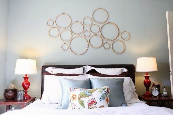 7 bí quyết siêu đơn giản và tiết kiệm giúp phòng ngủ sang trọng hơn - Ảnh 2
