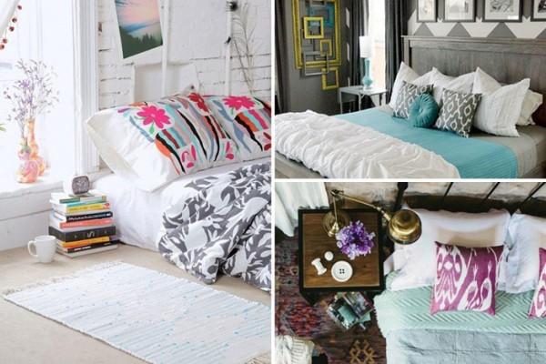 7 bí quyết siêu đơn giản và tiết kiệm giúp phòng ngủ sang trọng hơn - Ảnh 3