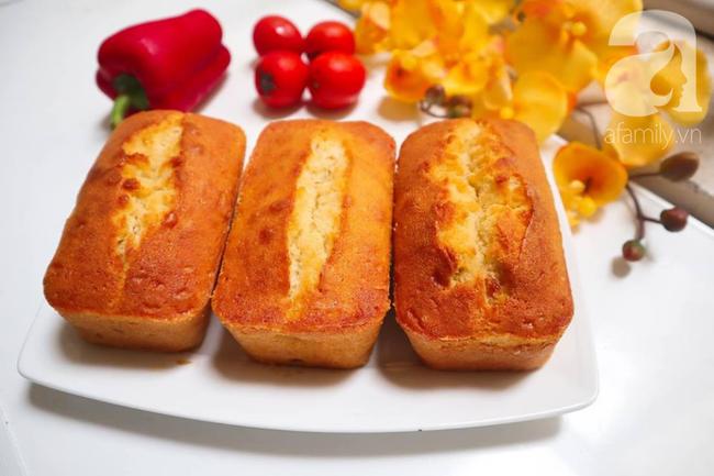 Vụng mấy cũng làm được bánh bông lan nho ngon mềm ăn mãi không chán - Ảnh 7