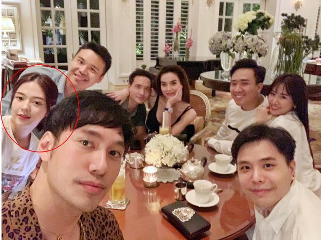 Liz Kim Cương công khai xuất hiện trong tiệc sinh nhật Trịnh Thăng Bình sau thời gian dài liên tục vướng nghi vấn tình cảm - Ảnh 1