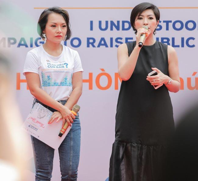 Nguyễn Hồng Nhung kể về cú sốc con trai bị tự kỷ trong 14 năm tha hương vì scandal ảnh nóng gây chấn động - Ảnh 3