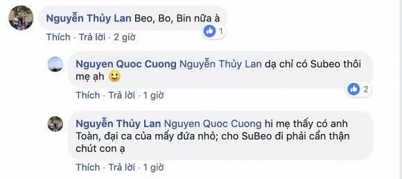 Phản ứng bất ngờ của mẹ Đàm Thu Trang khi Cường Đô la đưa Subeo và con gái cùng đi đua xe - Ảnh 5