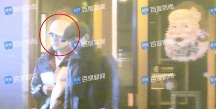 Vừa úp mở chuyện độc thân trên sóng truyền hình, Giả Nãi Lượng đã bị phát hiện qua đêm cùng bạn gái cũ của Đặng Luân - Ảnh 1