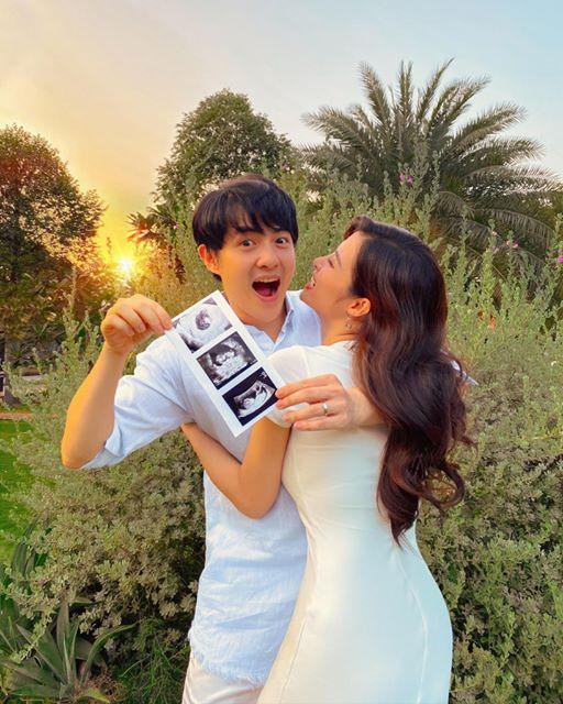 Vừa thông báo mang thai, Đông Nhi đã lộ bụng bầu tròn xoe ở tháng thứ 3 thai kỳ - Ảnh 5