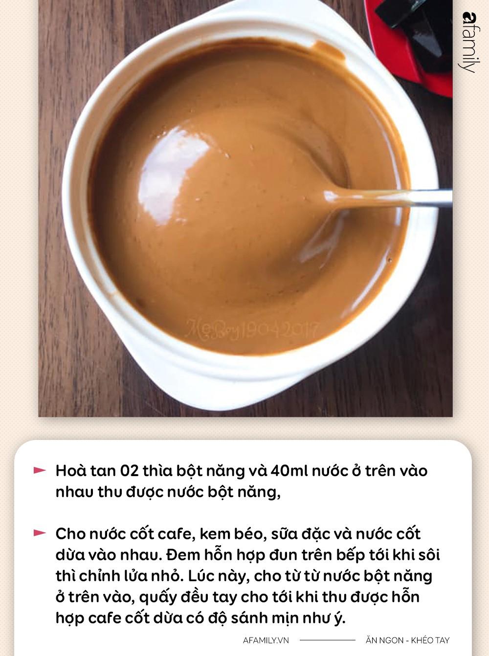 Hội chị em đang phát cuồng vì món cafe cốt dừa - bạn đã update chưa? - Ảnh 2