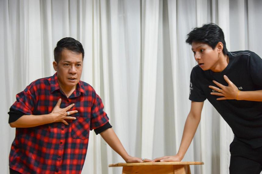 Minh Nhí: 'Giàu như Hoài Linh, Trường Giang làm nghề vẫn chịu cực khổ' - Ảnh 3