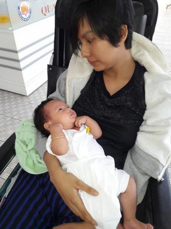 Hơn 7 tháng sau sinh vẫn chưa thể chăm con vì liệt nửa người, Thúy Anh gây xúc động với chia sẻ mới nhất - Ảnh 1