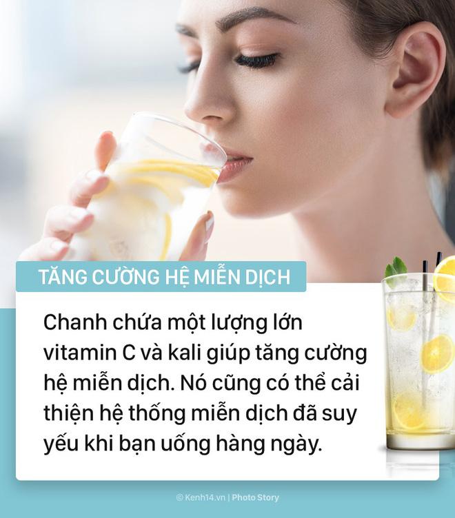 Uống 1 cốc nước chanh đều đặn mỗi sáng để thấy những lợi ích bất ngờ với cơ thể - Ảnh 3