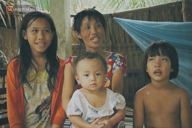 5 đứa trẻ đói ăn bên người mẹ khờ mang bụng bầu 7 tháng: Con không muốn mẹ sinh em nữa, nhà con nghèo lắm rồi - Ảnh 10