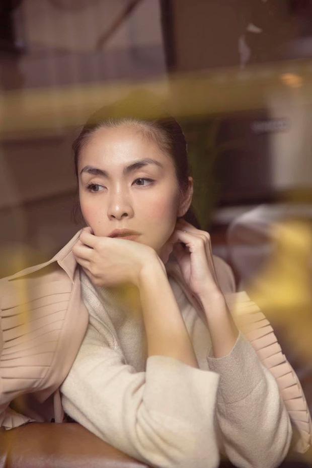 Đợi mãi Hà Tăng mới đăng hình tạp chí hiếm hoi: Mẹ 2 con mà nhan sắc - thần thái đỉnh cao, mê 'ngọc nữ' Vbiz quá! - Ảnh 2