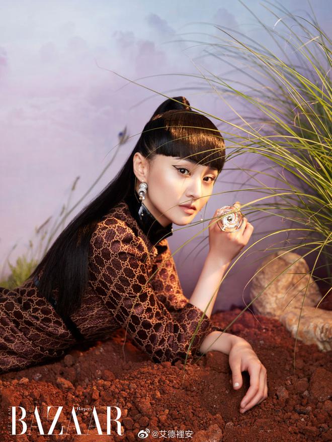 Không còn là 'thảm hoạ mặt đơ', Trịnh Sảng khoe visual cùng thần thái lên hương khi bất ngờ lên trang bìa tạp chí Việt - Ảnh 4