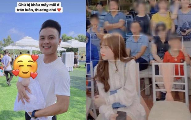 Không hay đăng ảnh với Quang Hải nhưng Huỳnh Anh lại rất khéo thể hiện tình cảm với 'nhà trai' bằng cách này - Ảnh 4