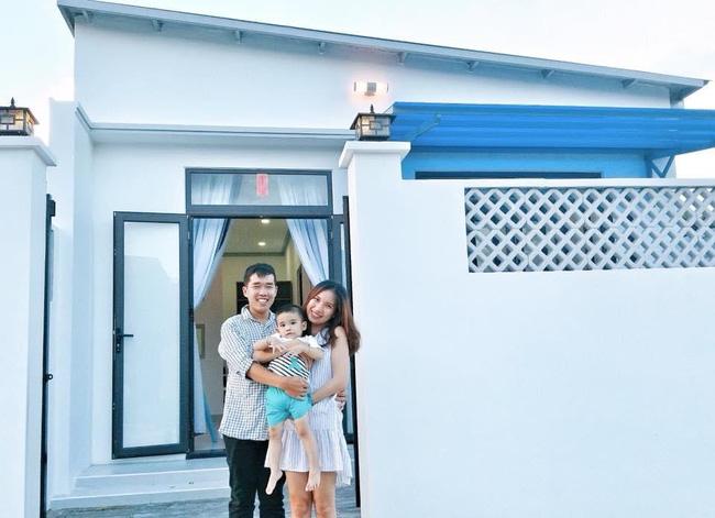 Muốn có nhà riêng, vợ chồng vay 350 triệu rồi tự xây nhà cấp 4 trên đảo Phú Quốc, cày cuốc trả hết nợ trong vòng 2 năm - Ảnh 2