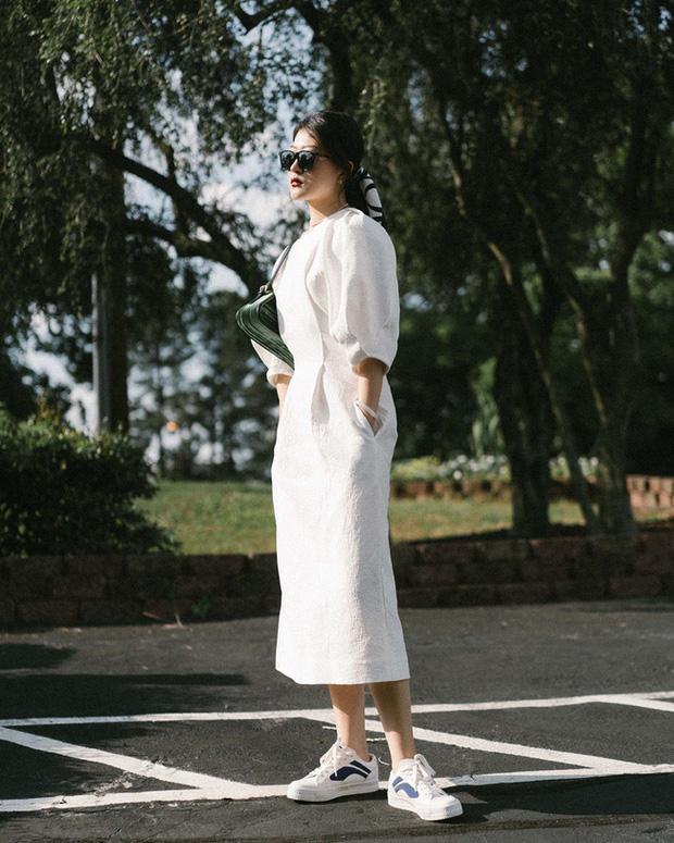 Nàng fashion blogger gợi ý 9 set đồ trung tính để chị em công sở dù 'vụng về' vẫn mặc đẹp khỏi nghĩ - Ảnh 1