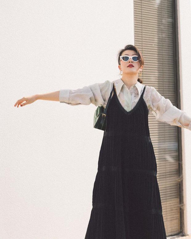 Nàng fashion blogger gợi ý 9 set đồ trung tính để chị em công sở dù 'vụng về' vẫn mặc đẹp khỏi nghĩ - Ảnh 3