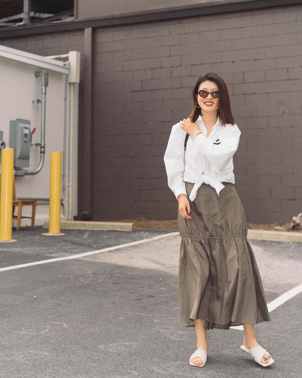 Nàng fashion blogger gợi ý 9 set đồ trung tính để chị em công sở dù 'vụng về' vẫn mặc đẹp khỏi nghĩ - Ảnh 4