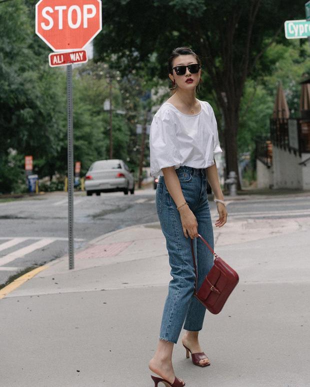 Nàng fashion blogger gợi ý 9 set đồ trung tính để chị em công sở dù 'vụng về' vẫn mặc đẹp khỏi nghĩ - Ảnh 5