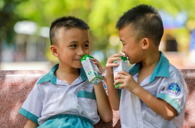 Nhân rộng niềm vui mang tên 'sữa học đường' - Ảnh 4