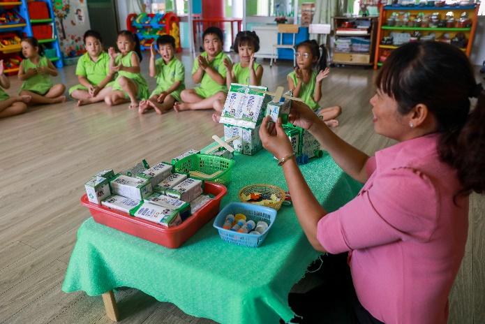 Nhân rộng niềm vui mang tên 'sữa học đường' - Ảnh 6