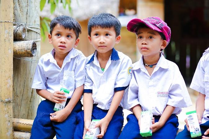 Nhân rộng niềm vui mang tên 'sữa học đường' - Ảnh 8