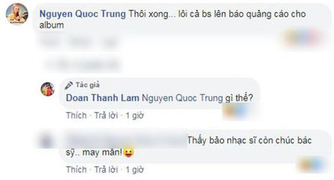 Phản ứng bất ngờ của nhạc sĩ Quốc Trung khi ca sĩ Thanh Lam công khai bạn trai bác sĩ - Ảnh 2