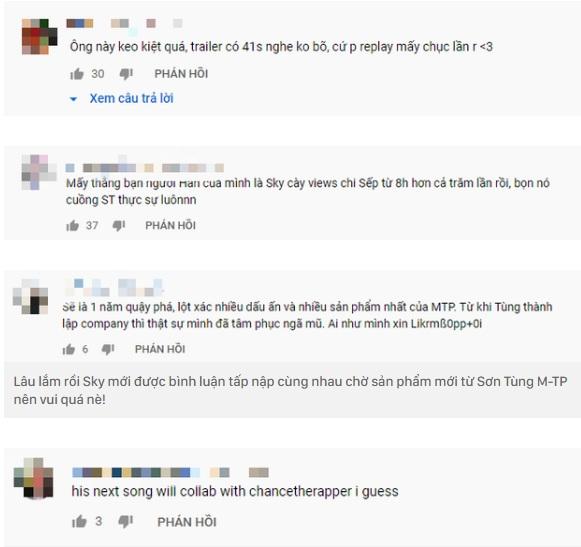 Sơn Tùng M-TP phi thẳng #2 trending 'đe doạ' BLACKPINK, fan cật lực cày view vì chờ đợi quá lâu và các thành tích sau 11 tiếng ra trailer MV mới - Ảnh 6