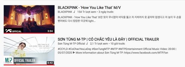 Sơn Tùng M-TP phi thẳng #2 trending 'đe doạ' BLACKPINK, fan cật lực cày view vì chờ đợi quá lâu và các thành tích sau 11 tiếng ra trailer MV mới - Ảnh 8