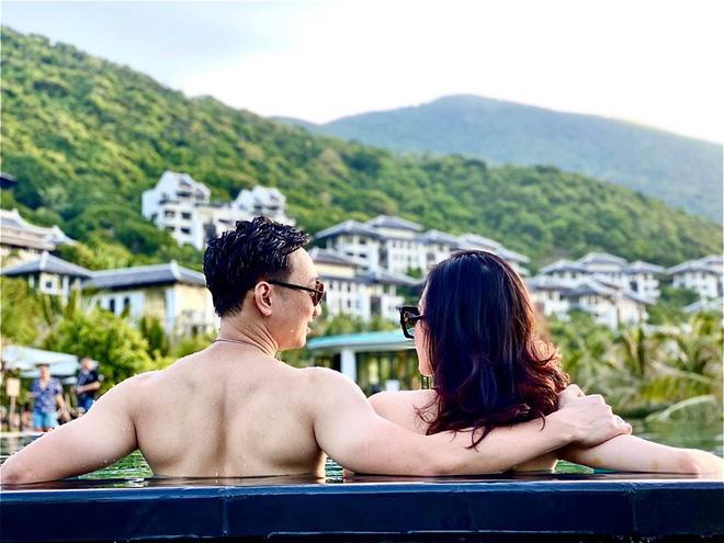 Vợ MC Thành Trung khoe vóc dáng gợi cảm sau 6 tháng sinh con - Ảnh 5
