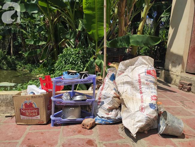 Đám tang đẫm nước mắt của mẹ ca sĩ Châu Việt Cường: Nó đi nhặt ve chai dành dụm tiền thăm thằng Cường - Ảnh 8