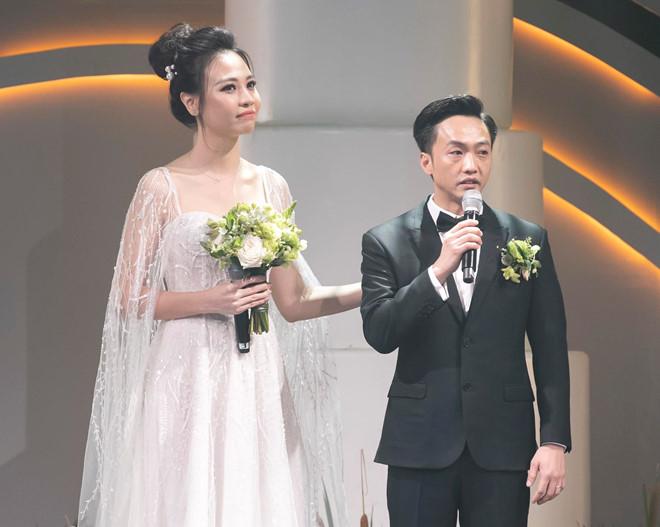 Mẹ Cường Đô La mong con trai và Đàm Thu Trang bảo vệ nhau suốt đời - Ảnh 1