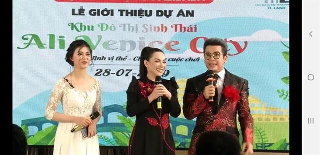 Phi Nhung, Đan Trường nói về việc xuất hiện tại lễ ra mắt dự án 'ma' của Alibaba - Ảnh 2