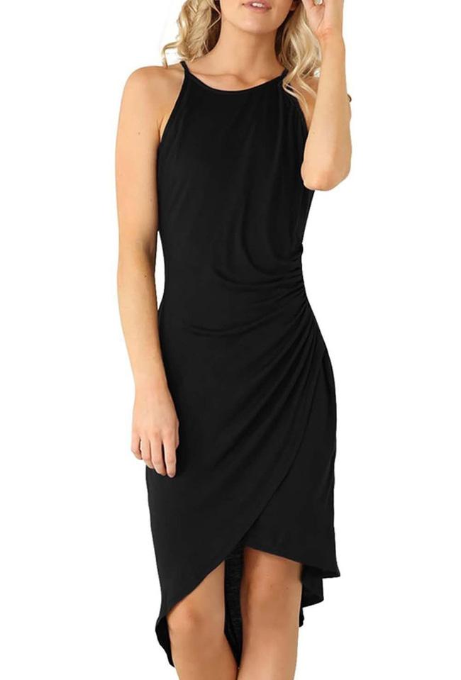 11 bộ váy đen tối giản cứ tưởng là nhàm chán, nhưng lại có thể giúp chị em quyến rũ hết phần thiên hạ - Ảnh 5