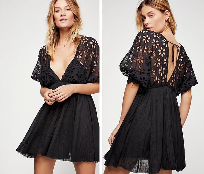 11 bộ váy đen tối giản cứ tưởng là nhàm chán, nhưng lại có thể giúp chị em quyến rũ hết phần thiên hạ - Ảnh 6