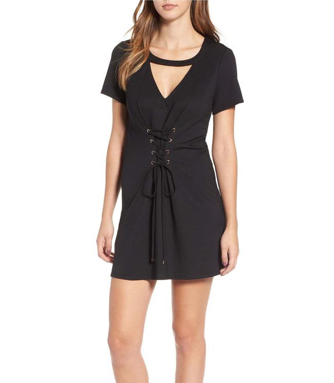11 bộ váy đen tối giản cứ tưởng là nhàm chán, nhưng lại có thể giúp chị em quyến rũ hết phần thiên hạ - Ảnh 9