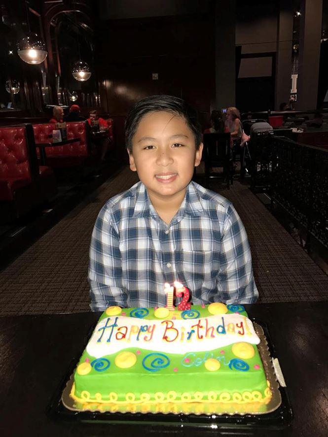 Bằng Kiều và vợ cũ hội ngộ trong tiệc sinh nhật con trai tại Mỹ - Ảnh 3