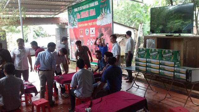 Bố mẹ thủ môn Tiến Dũng mổ nghé khao cả làng để cổ vũ U23 Việt Nam - Ảnh 3
